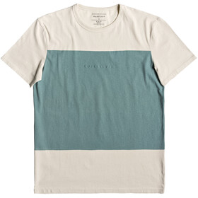 Quiksilver Vida Voice T-Shirt Heren, stormy sea